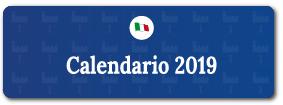 Calendario Made in Italy 2019
