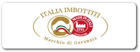 Certificazione 100% Made in Italy - Italia Imbottiti - Sistema IT01