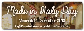 Petizione Made in Italy Day