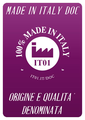 Made in Italy DOC - Origine e Qualità denominata